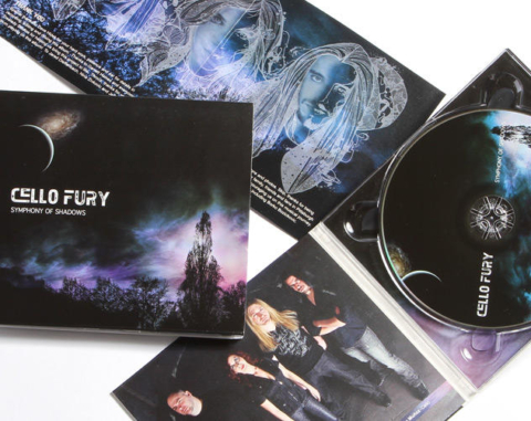 Cello Fury Album Art*