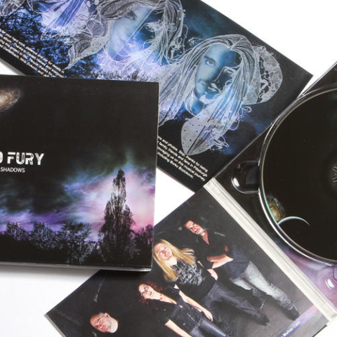 Cello Fury Album Art*