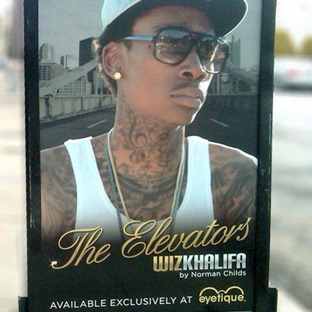 wiz khalifa X eyetique*