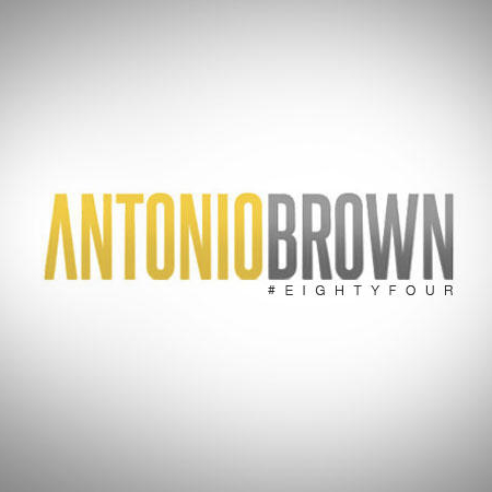 Antonio Brown #ChestUpEyesUpPrayedUp Website Logo*