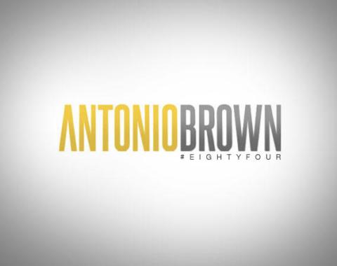Antonio Brown #ChestUpEyesUpPrayedUp Website Logo*