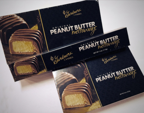Gardners Chocolate Packaging Design*
