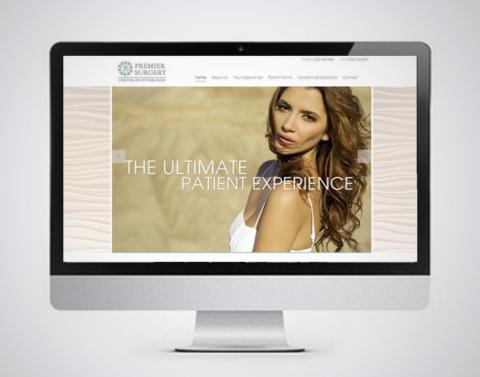 Premier Plastic Surgery Website*