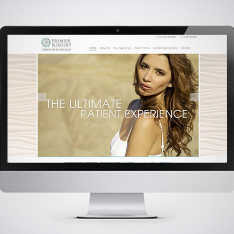 Premier Plastic Surgery Website*