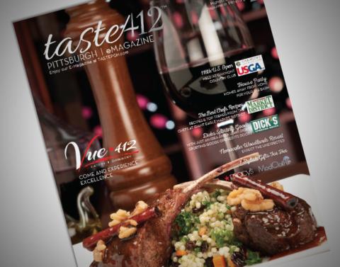 Taste412 Lifestyle Magazine