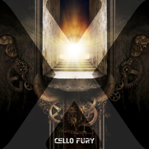 Cello Fury Album Art
