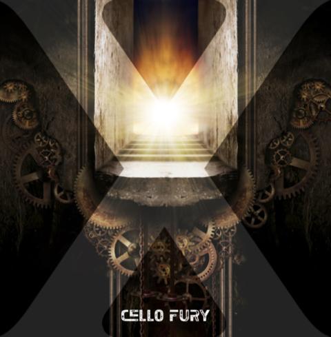 Cello Fury Album Art