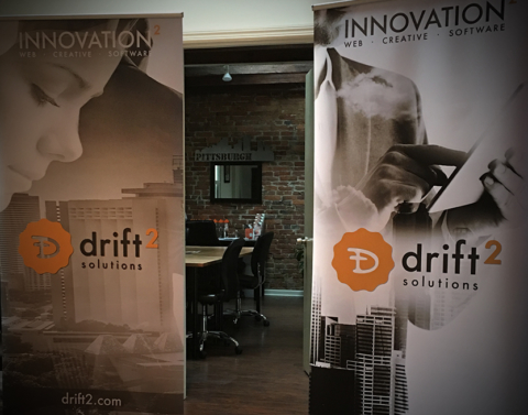 Drift2 Banner Design