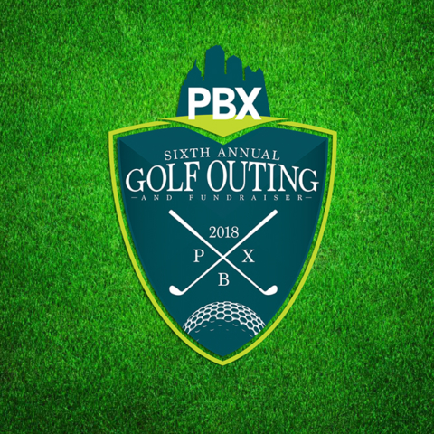 PBX GOLF OUTING LOGO