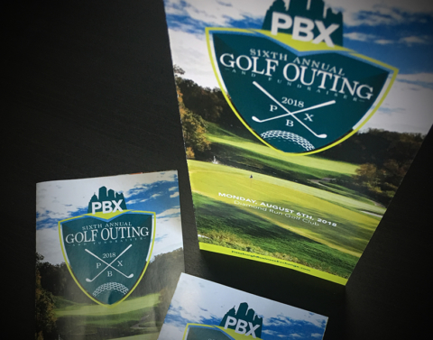 PBX Brochure Design