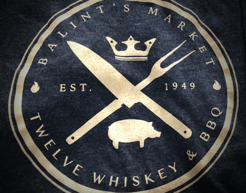 Twelve Whiskey & BBQ Logo