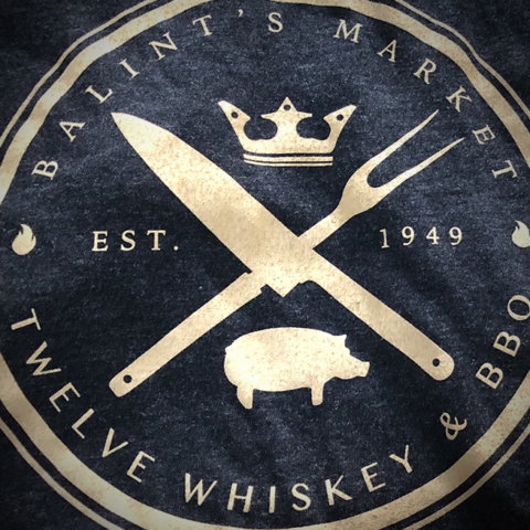 Twelve Whiskey & BBQ Logo