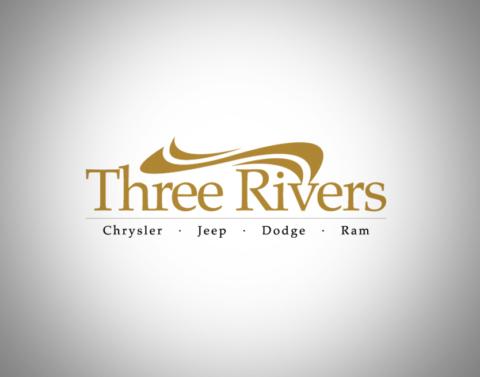 Three Rivers Chrysler Jeep Dodge Logo