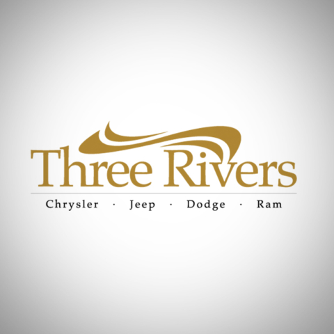 Three Rivers Chrysler Jeep Dodge Logo