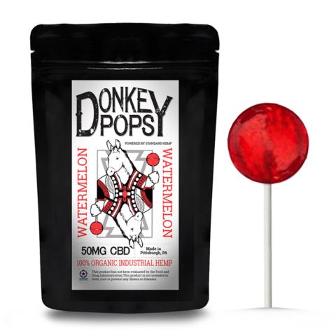 Donkey Pops